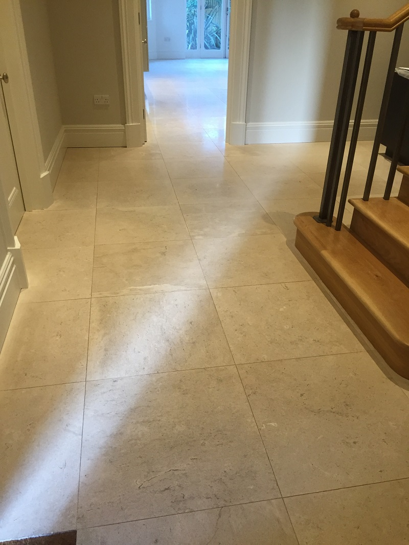 Limestone Floor Cleaning and Maintenance