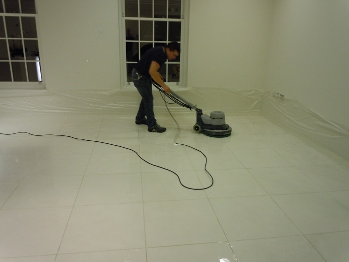 A Guide to Commercial Hard Floor Cleaning