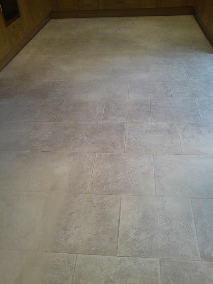 Ceramic Tile Soiled