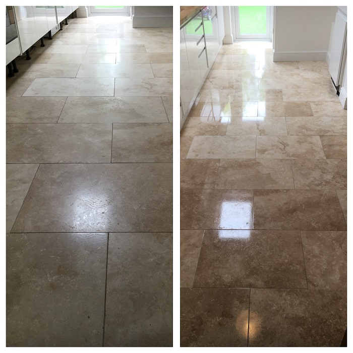Limestone Cleaning in Leigh on Sea, Essex